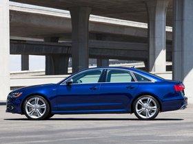 Ver foto 2 de Audi S6 Sedan USA 2012