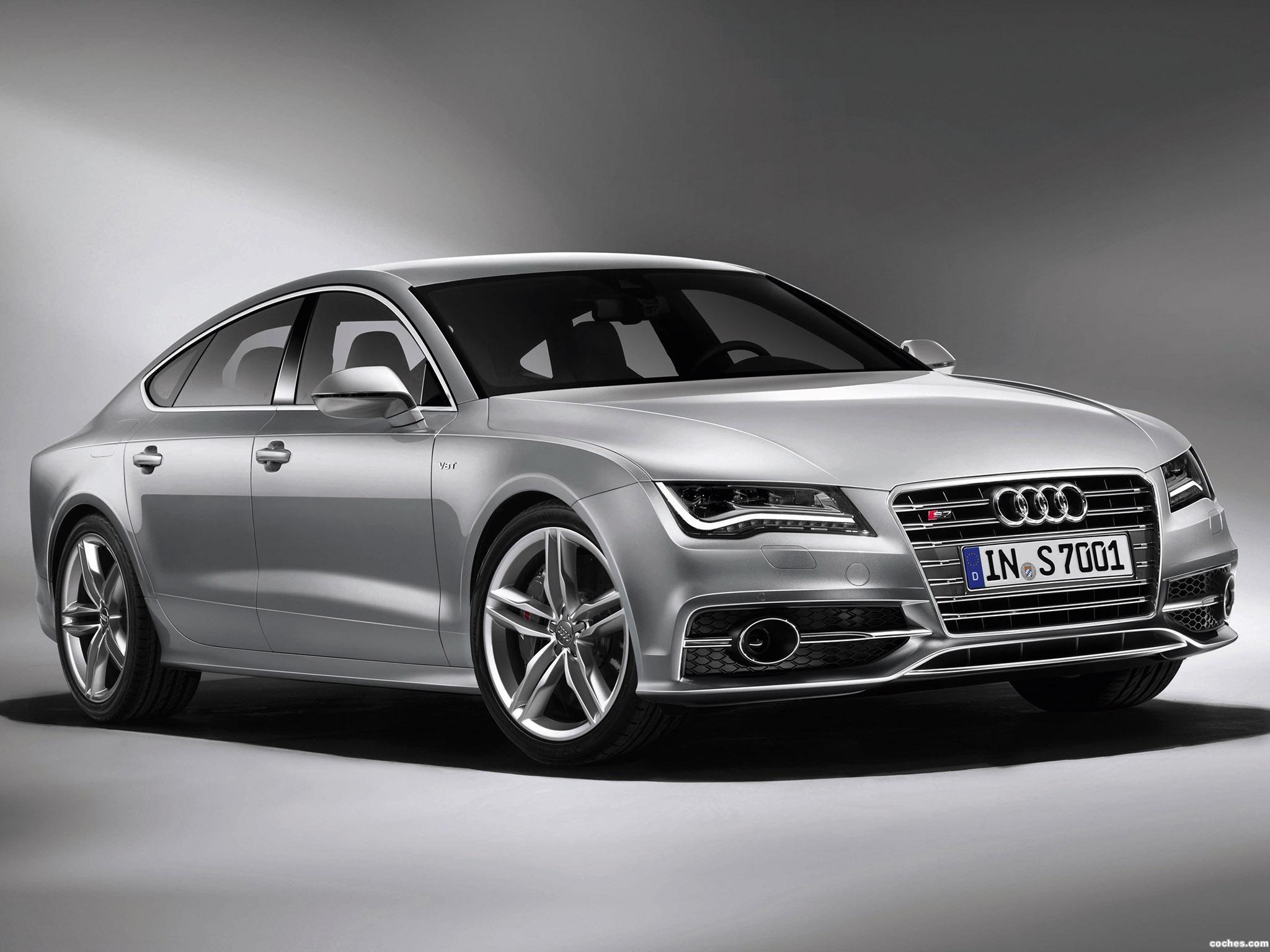 Foto 0 de Audi S7 Sportback 2011