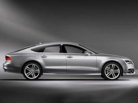 Ver foto 4 de Audi S7 Sportback 2011