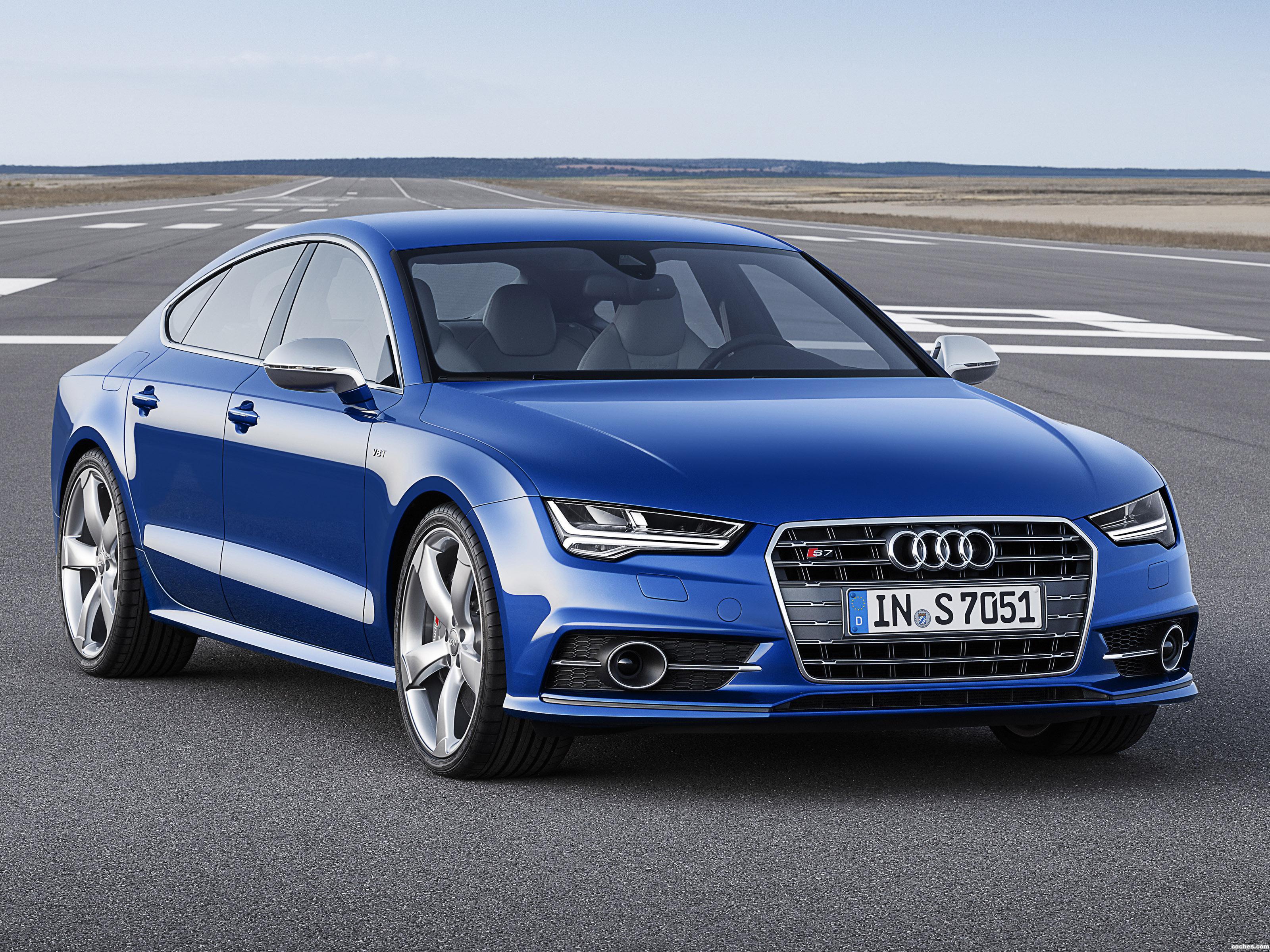 Foto 0 de Audi S7 Sportback 2014