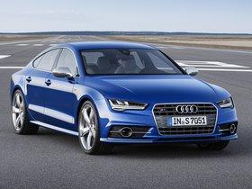 Ver foto 1 de Audi S7 Sportback 2014