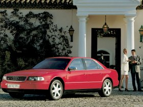 Ver foto 4 de Audi S8 1998