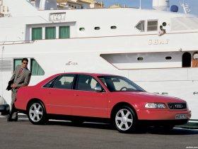 Ver foto 3 de Audi S8 1998