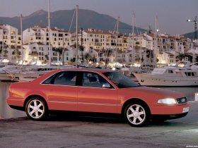 Ver foto 1 de Audi S8 1998
