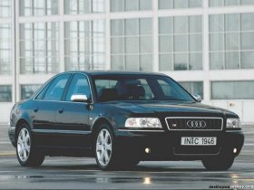 Ver foto 14 de Audi S8 1999