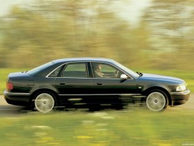 Ver foto 3 de Audi S8 1999