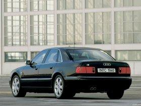 Ver foto 2 de Audi S8 1999