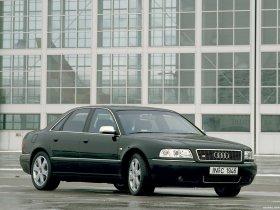 Ver foto 1 de Audi S8 1999