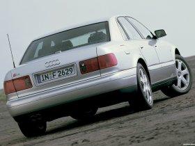 Ver foto 12 de Audi S8 1999