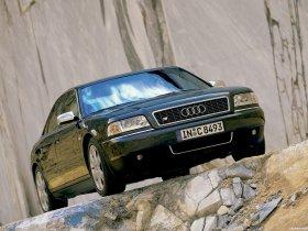 Ver foto 10 de Audi S8 1999