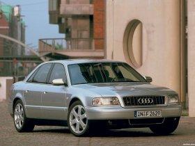 Ver foto 9 de Audi S8 1999