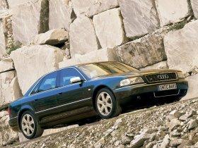 Ver foto 8 de Audi S8 1999