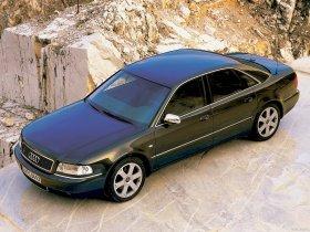 Ver foto 7 de Audi S8 1999