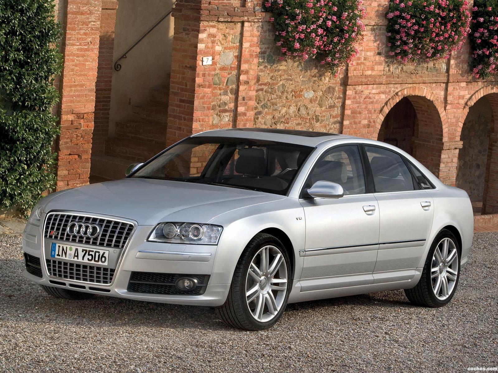 Foto 0 de Audi S8 2006