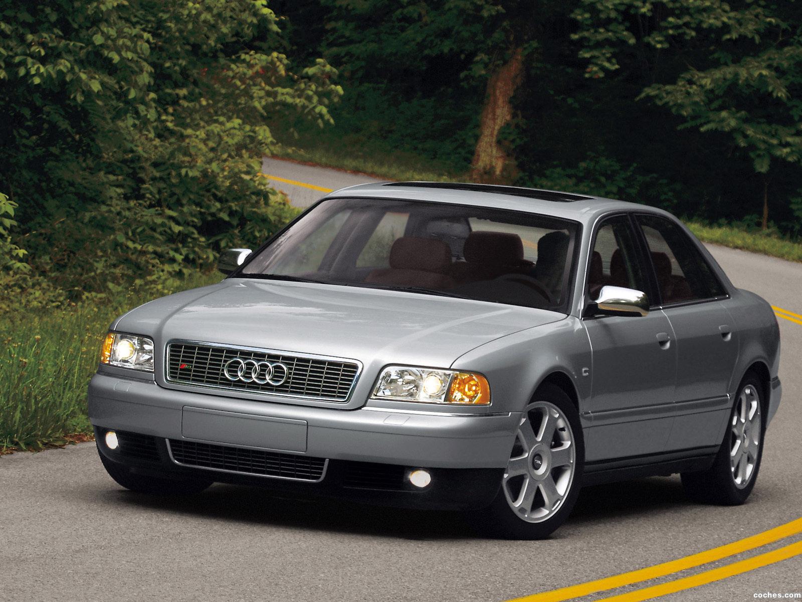 Foto 0 de Audi S8 D2 USA 1999