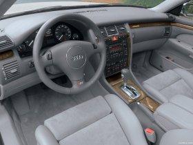 Ver foto 7 de Audi S8 D2 USA 1999