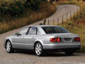 Ver foto 6 de Audi S8 D2 USA 1999