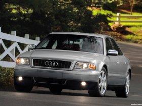 Ver foto 4 de Audi S8 D2 USA 1999