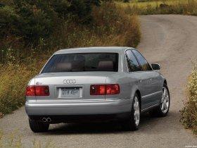Ver foto 3 de Audi S8 D2 USA 1999