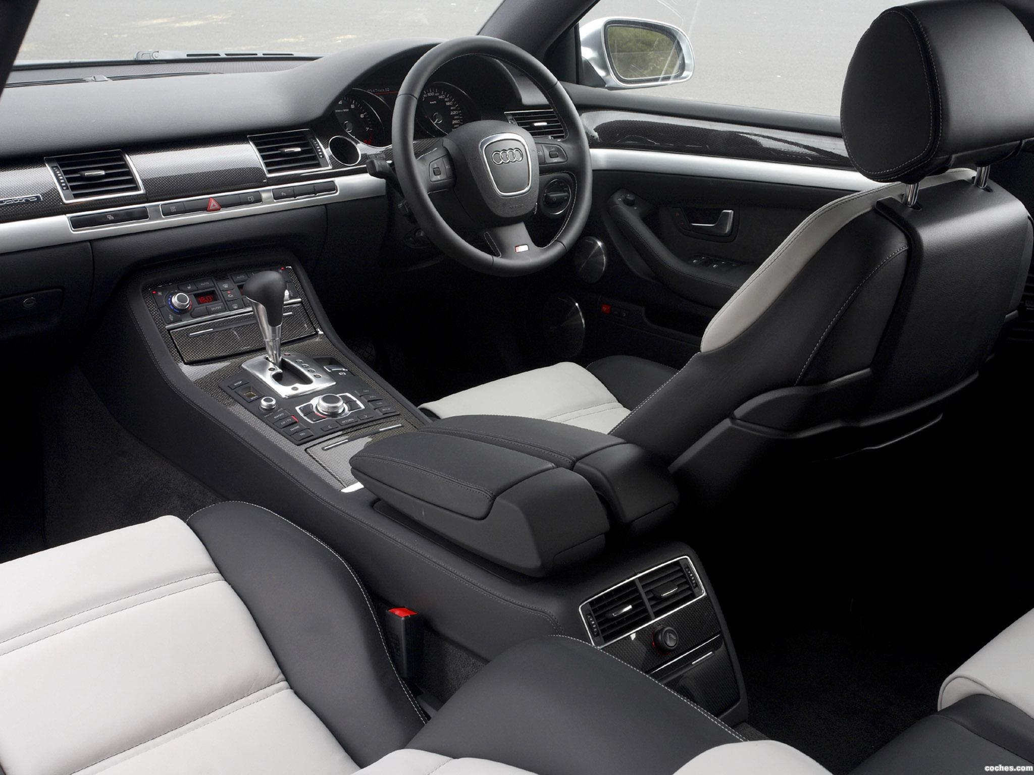 Foto 11 de Audi S8 D3 Australia 2006