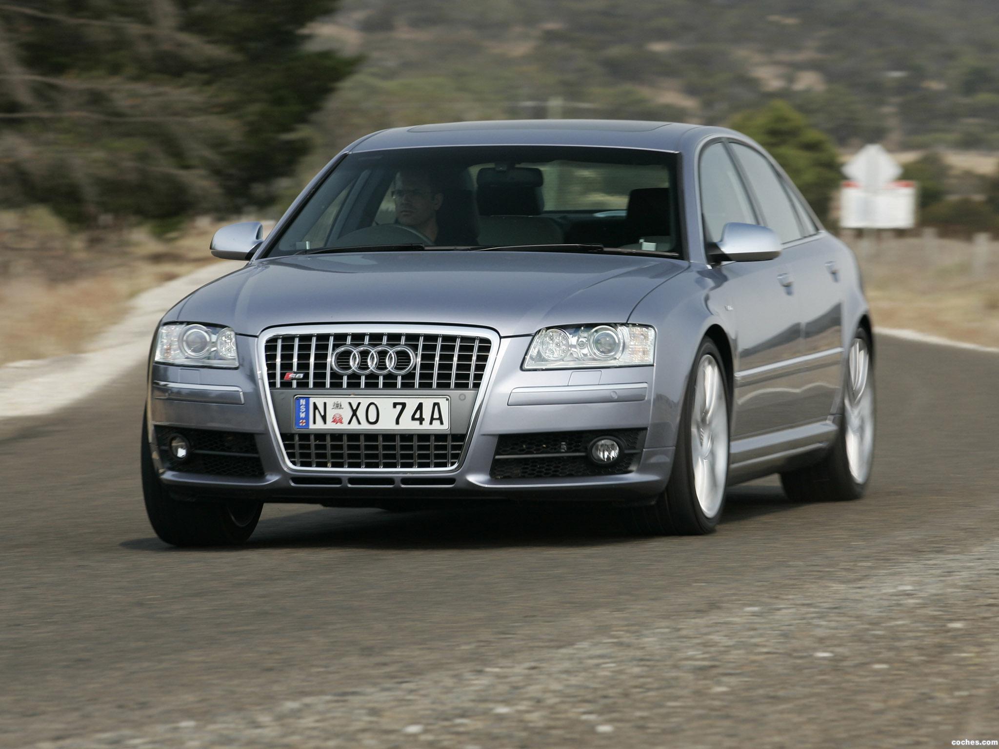 Foto 2 de Audi S8 D3 Australia 2006