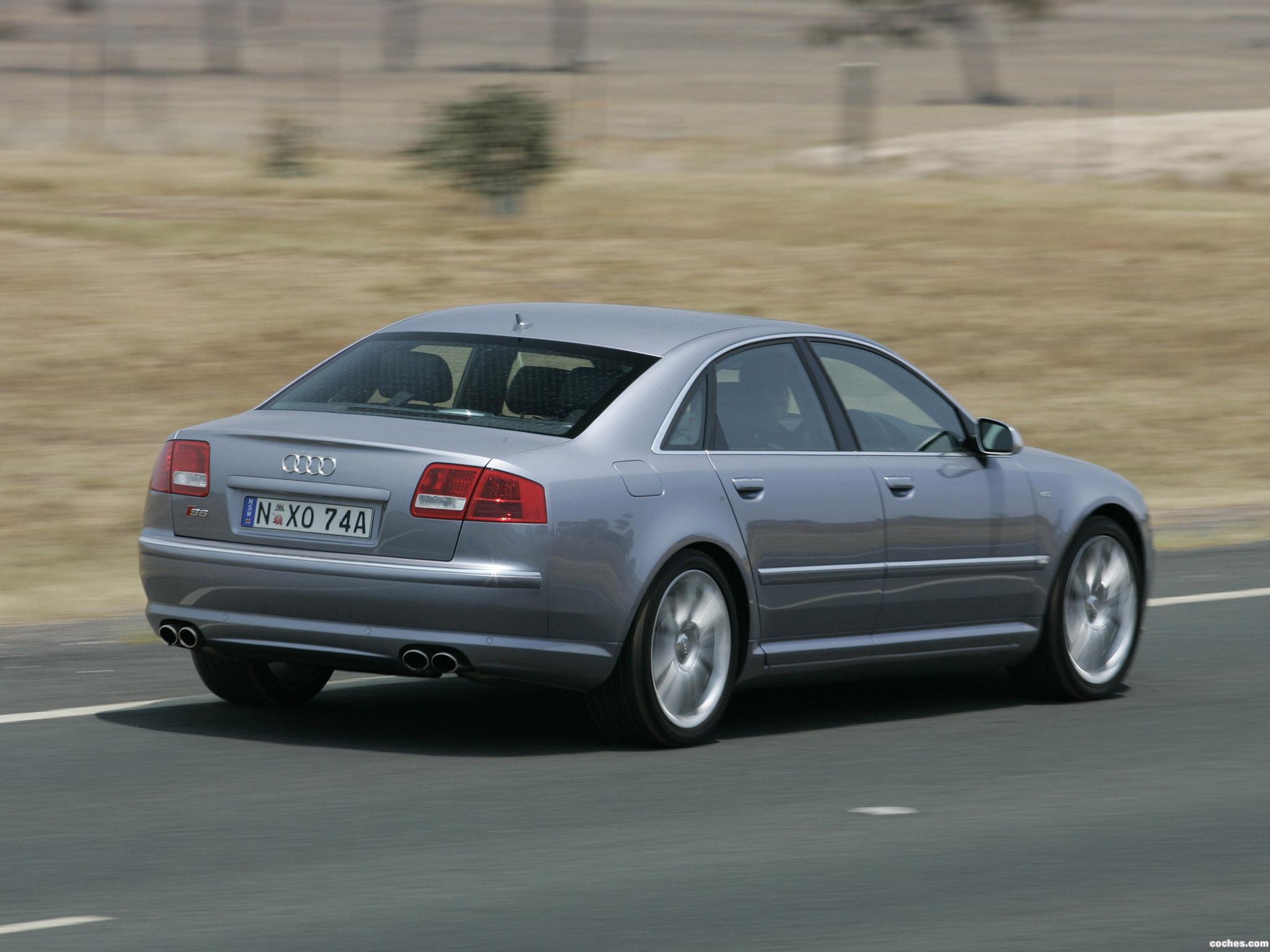 Foto 1 de Audi S8 D3 Australia 2006