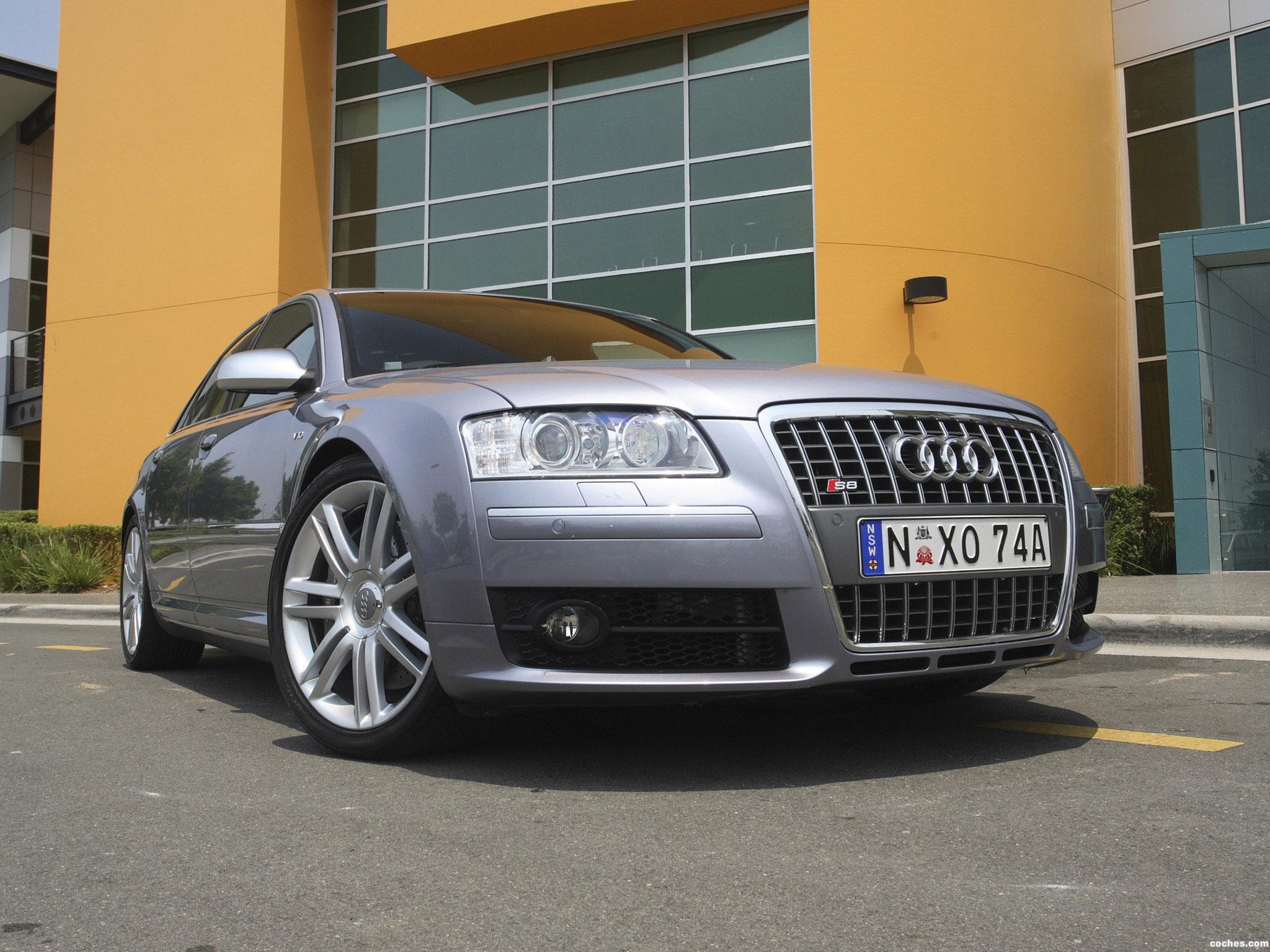 Foto 0 de Audi S8 D3 Australia 2006