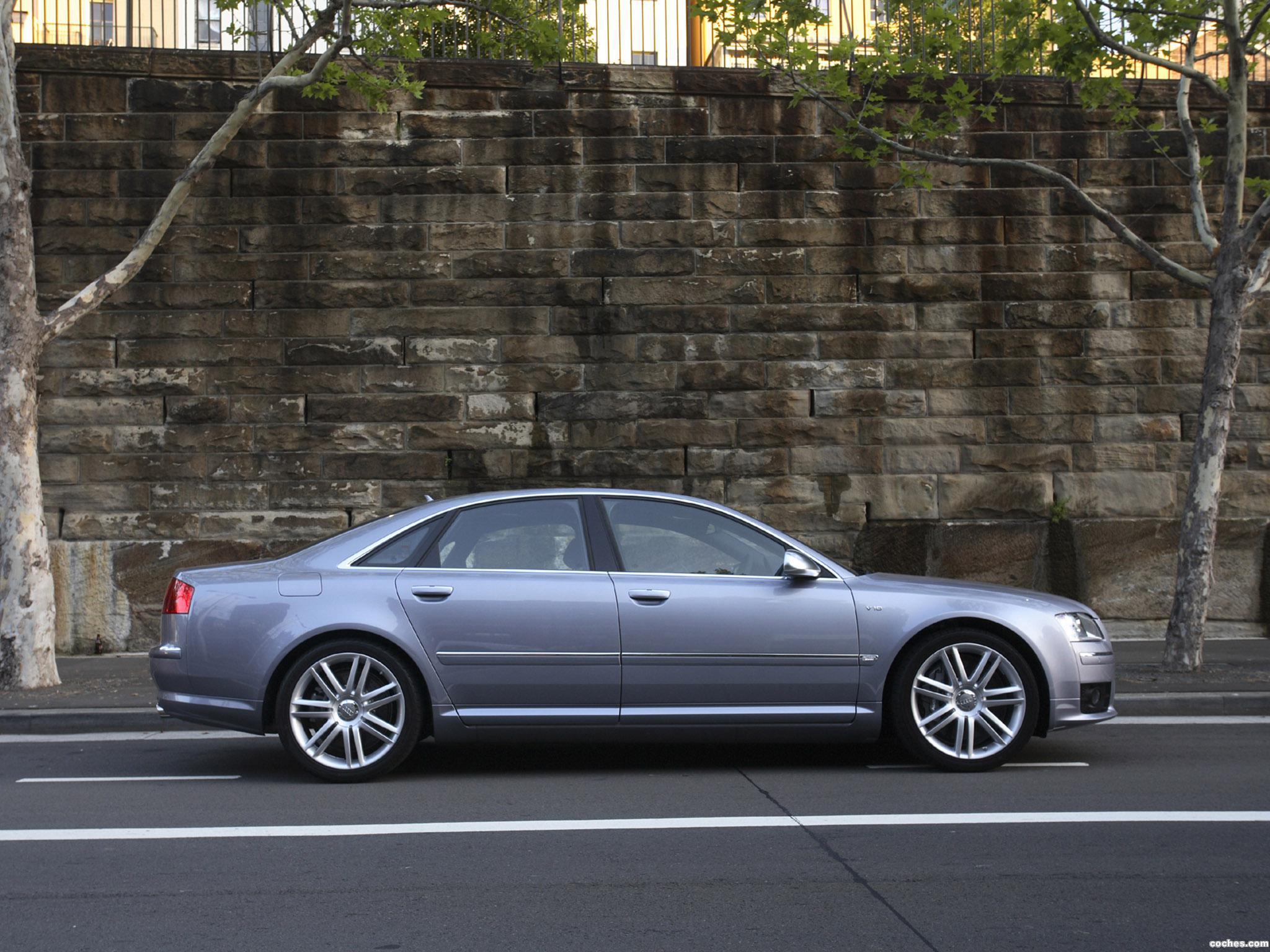 Foto 6 de Audi S8 D3 Australia 2006
