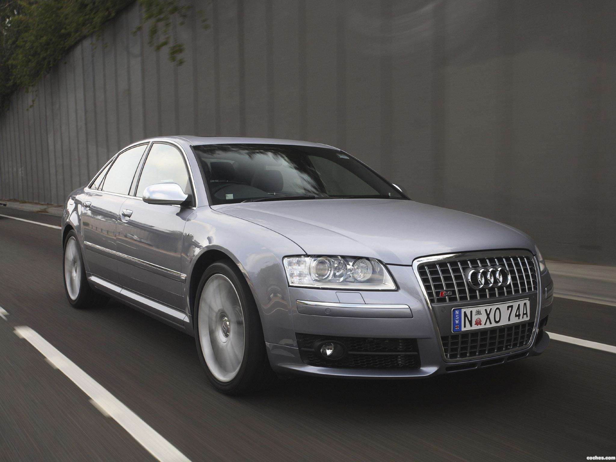 Foto 5 de Audi S8 D3 Australia 2006