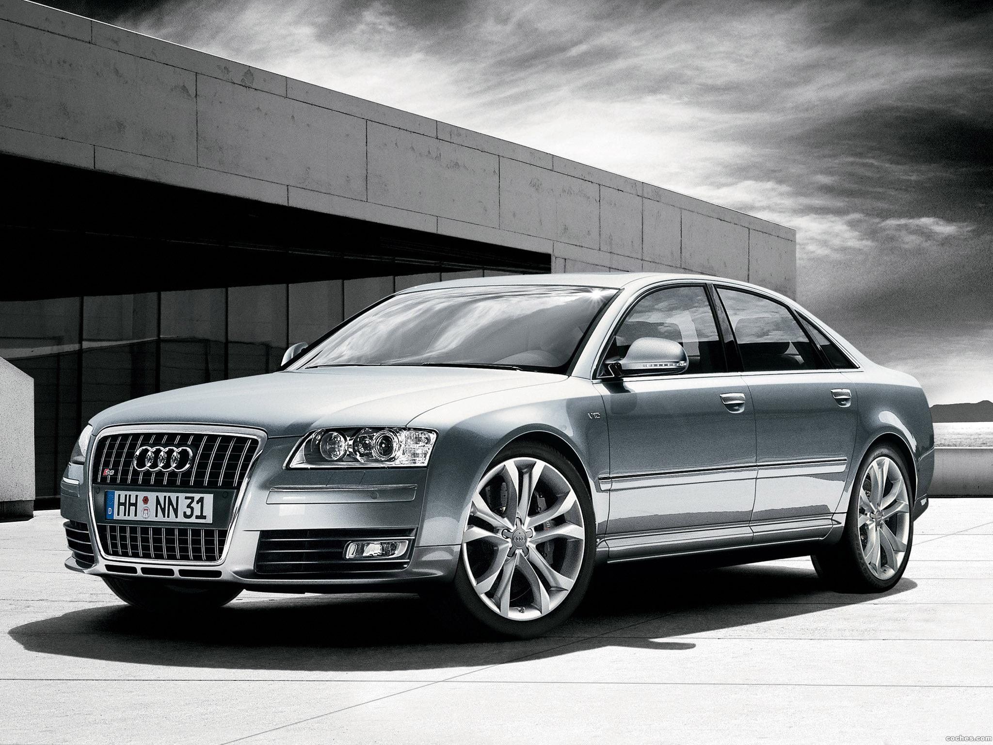 Foto 0 de Audi S8 D3 Facelift 2008