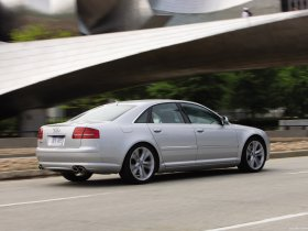 Ver foto 6 de Audi S8 D3 Facelift 2008