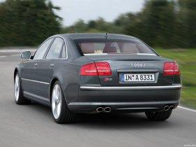 Ver foto 4 de Audi S8 D3 Facelift 2008