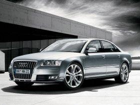 Fotos de Audi S8 D3 Facelift 2008