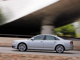 Ver foto 9 de Audi S8 D3 Facelift 2008