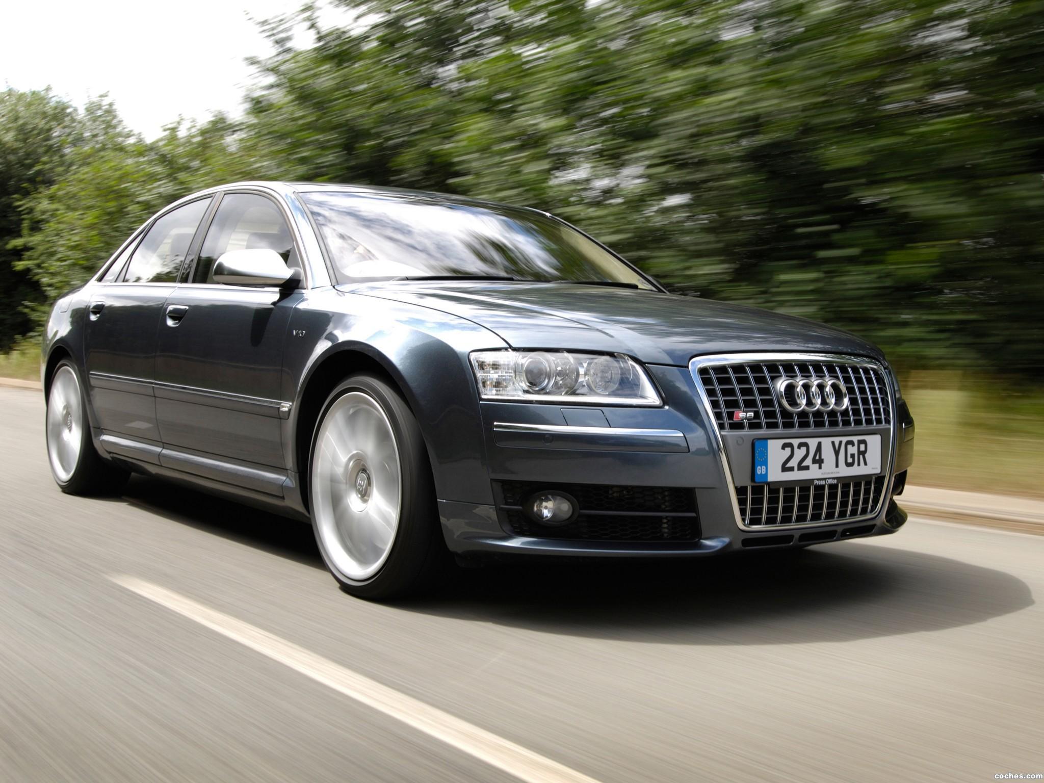 Foto 0 de Audi S8 D3 UK 2005