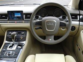 Ver foto 7 de Audi S8 D3 UK 2005