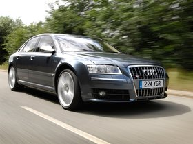 Fotos de Audi S8 D3 UK 2005