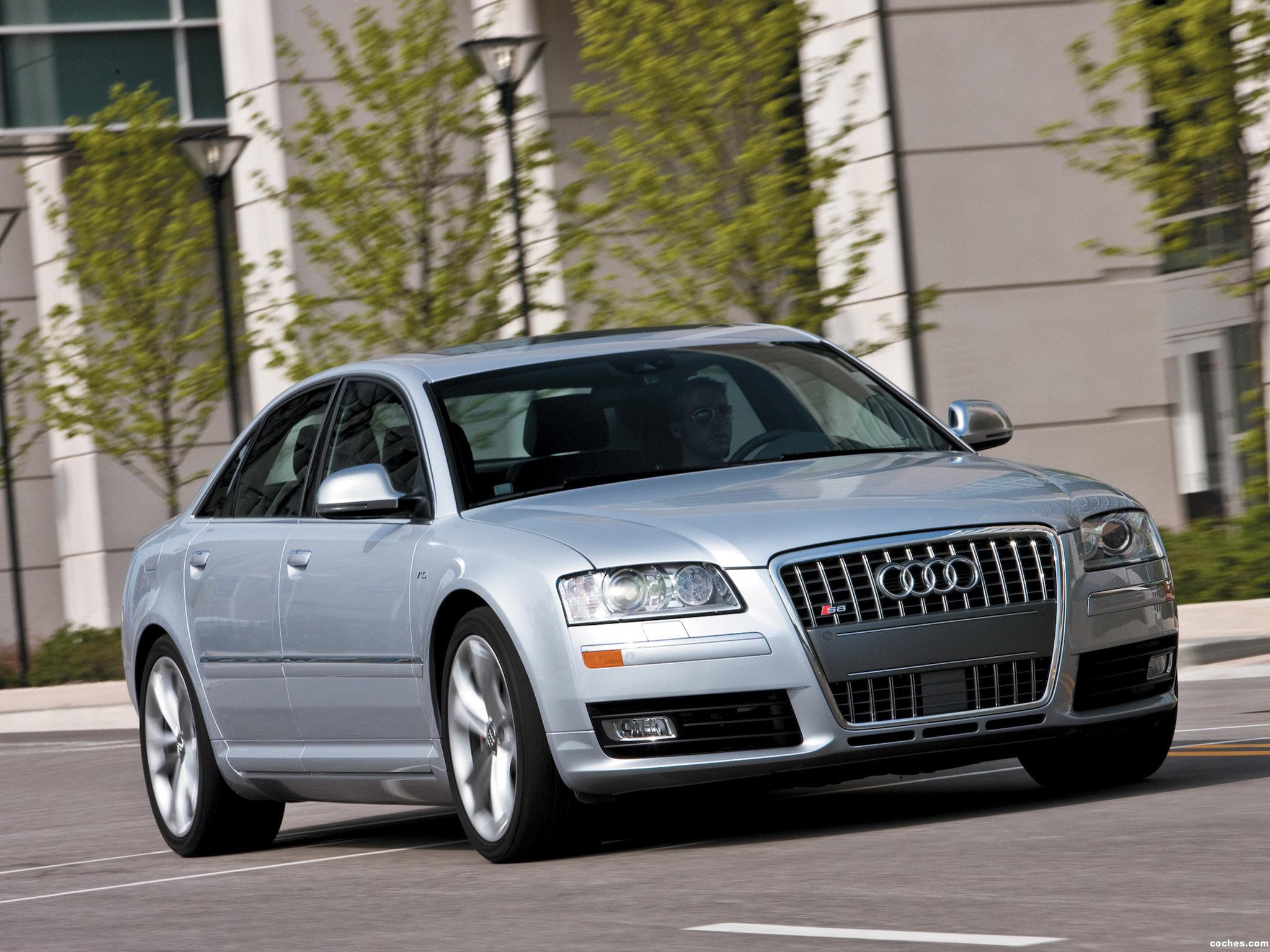 Foto 0 de Audi S8 D3 USA 2008