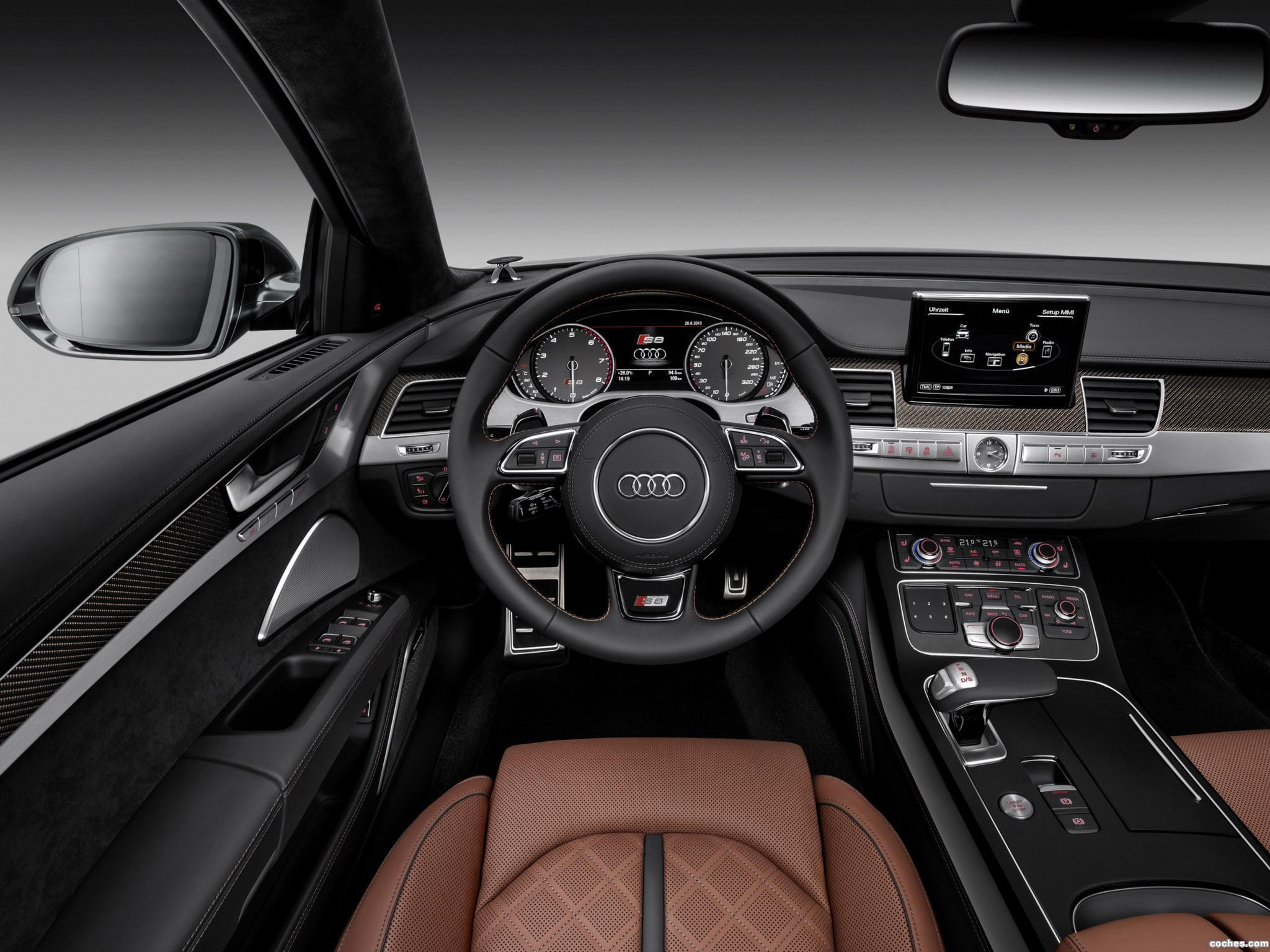 Foto 11 de Audi S8 D4 2013