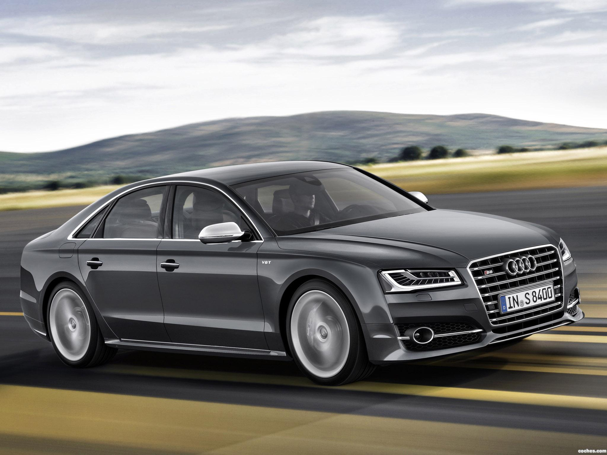 Foto 17 de Audi S8 D4 2013