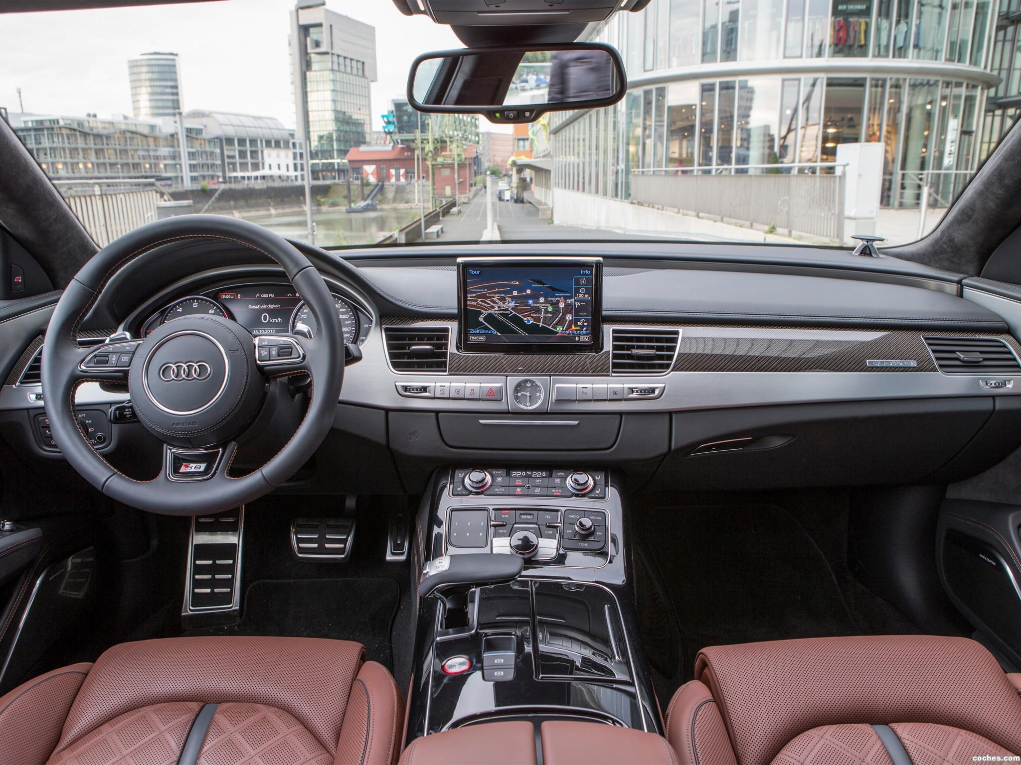 Foto 14 de Audi S8 D4 2013