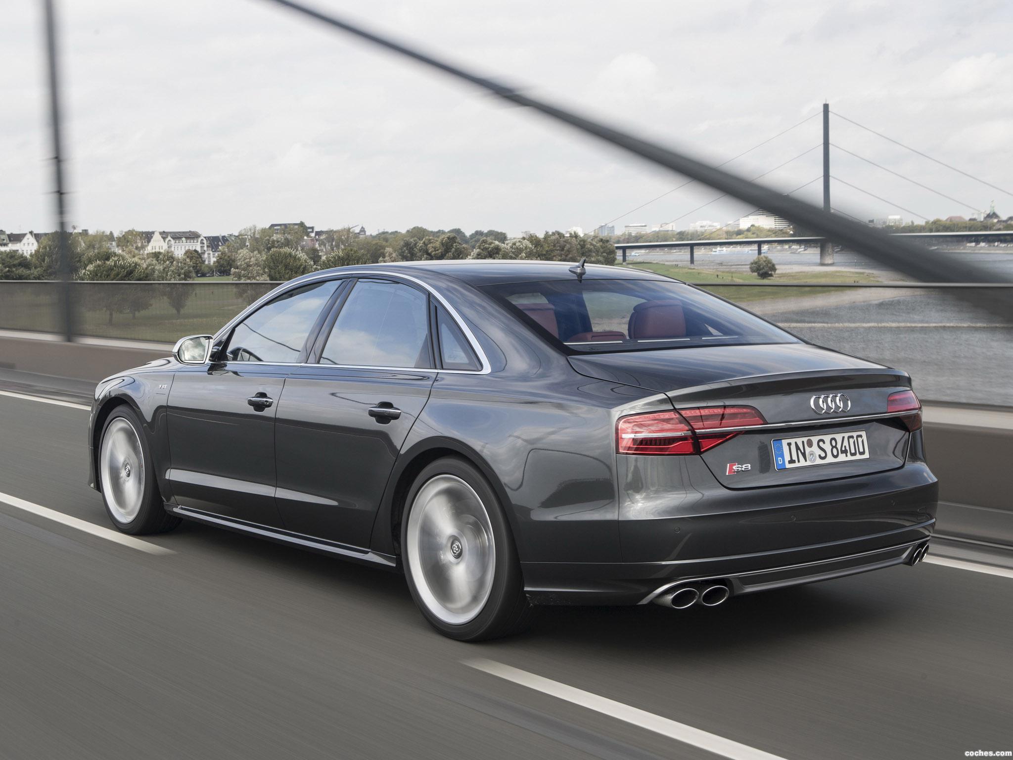 Foto 28 de Audi S8 D4 2013