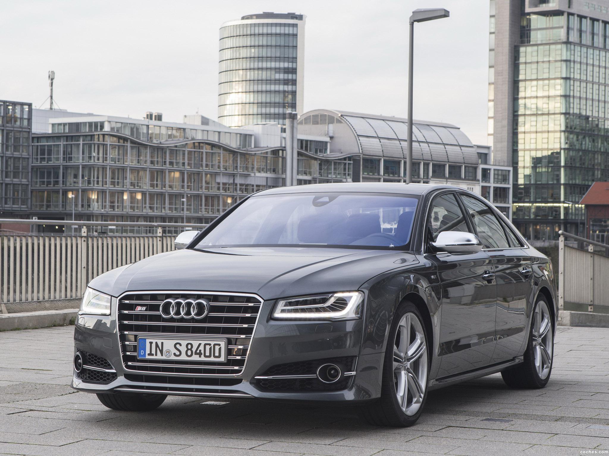 Foto 25 de Audi S8 D4 2013