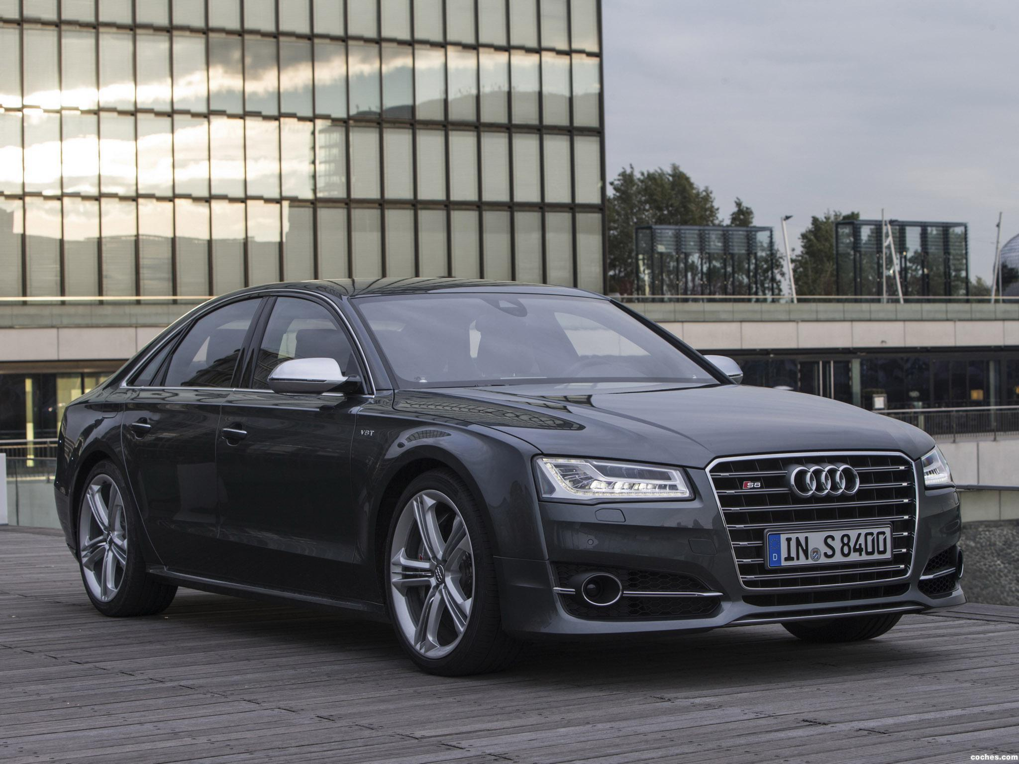 Foto 24 de Audi S8 D4 2013