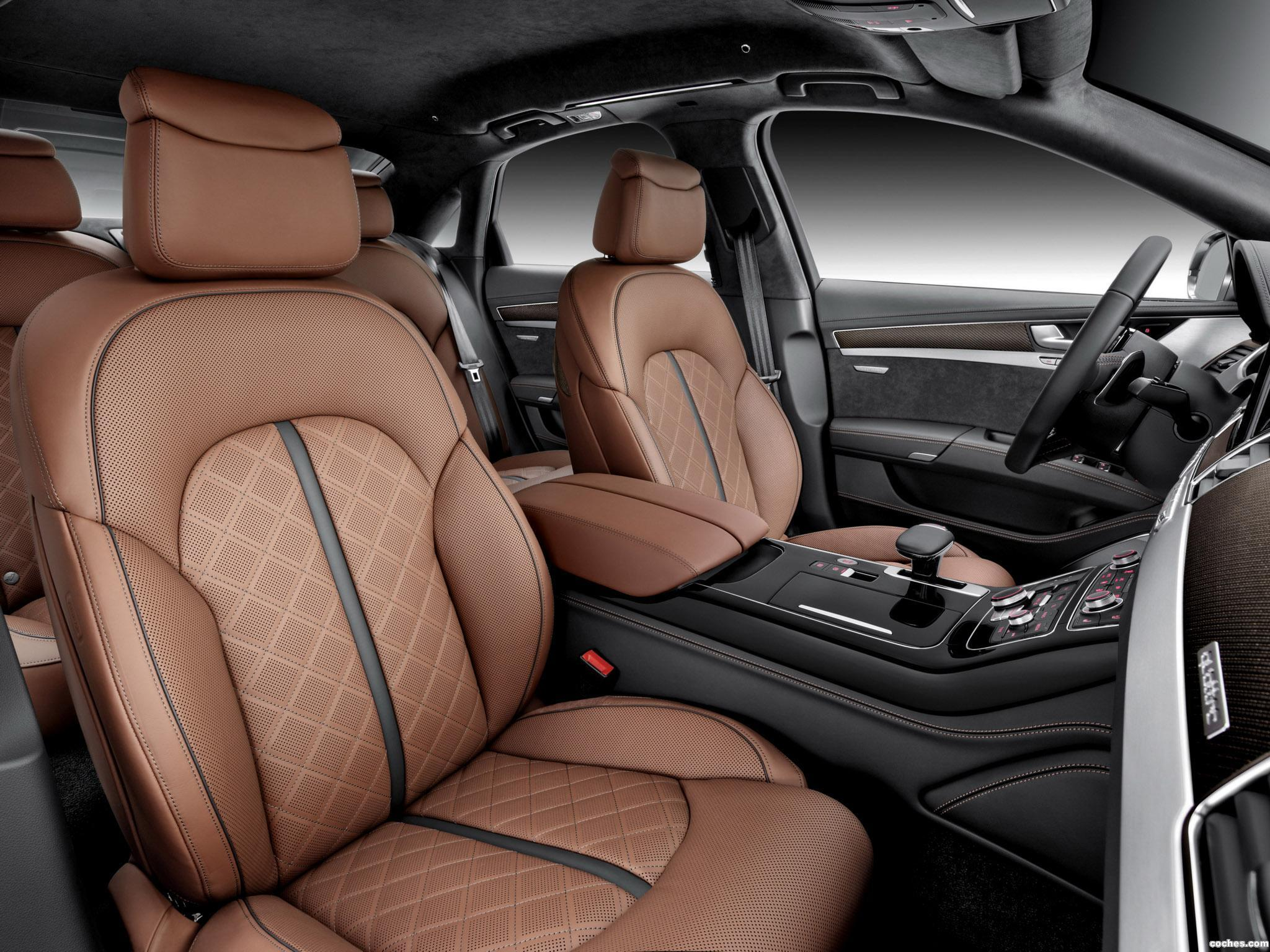 Foto 9 de Audi S8 D4 2013