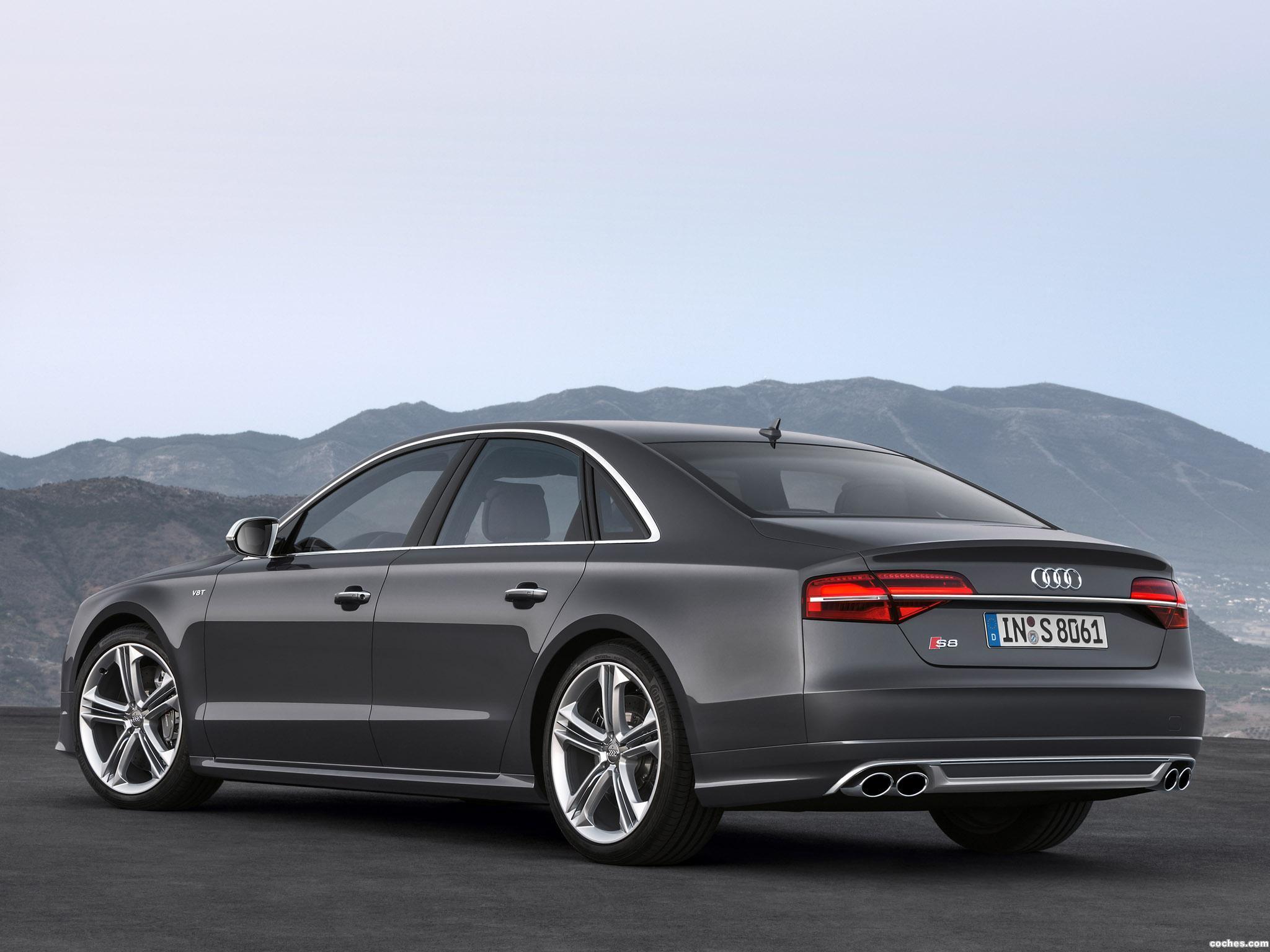 Foto 7 de Audi S8 D4 2013