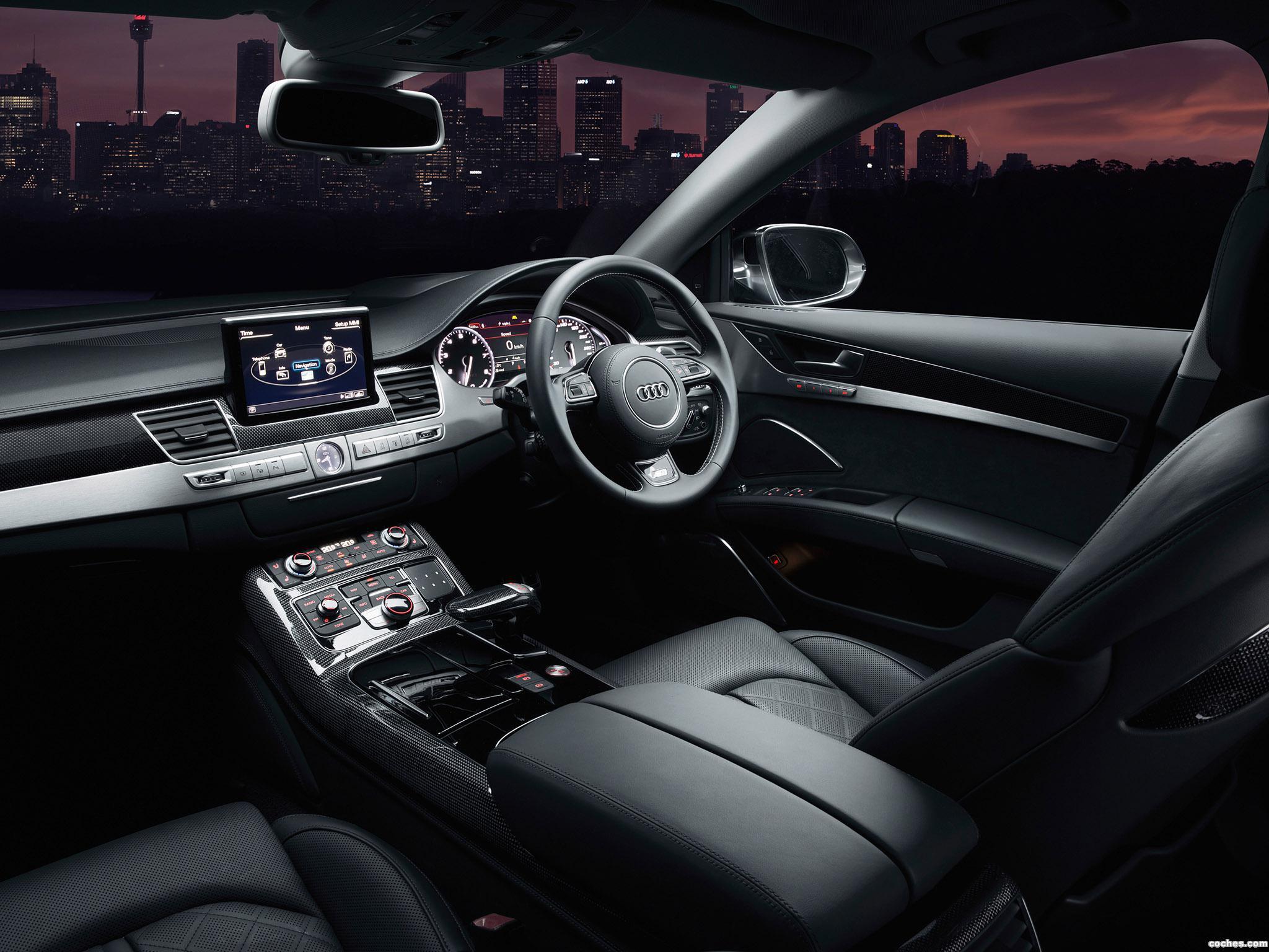 Foto 27 de Audi S8 D4 Australia 2014