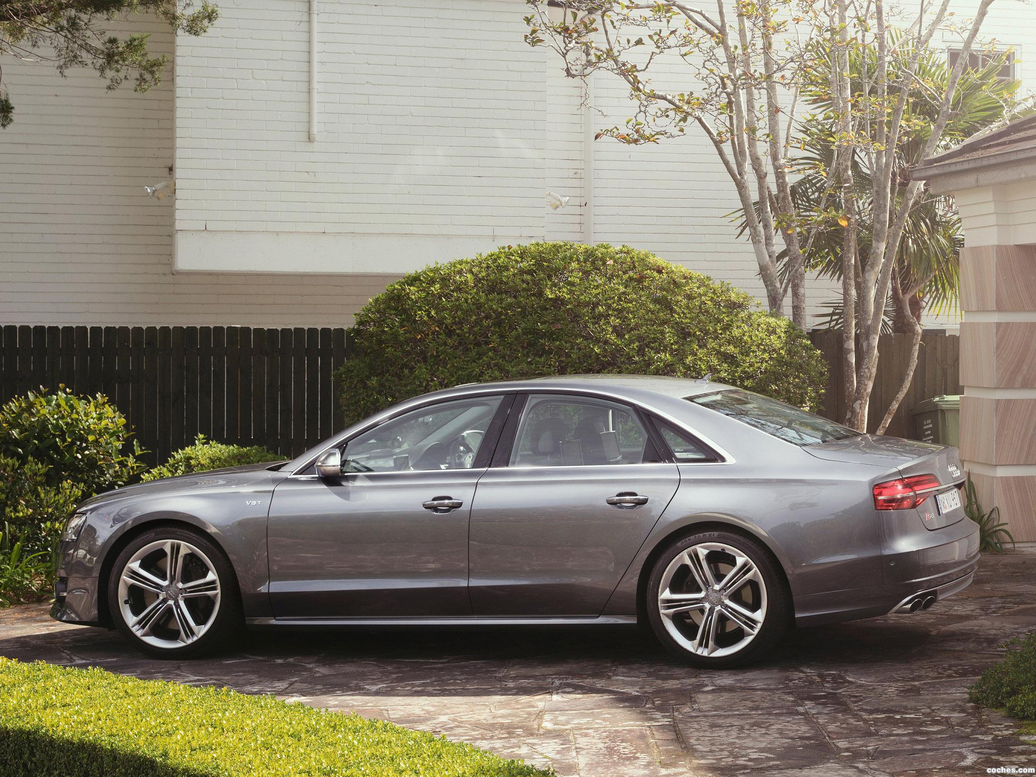 Foto 14 de Audi S8 D4 Australia 2014