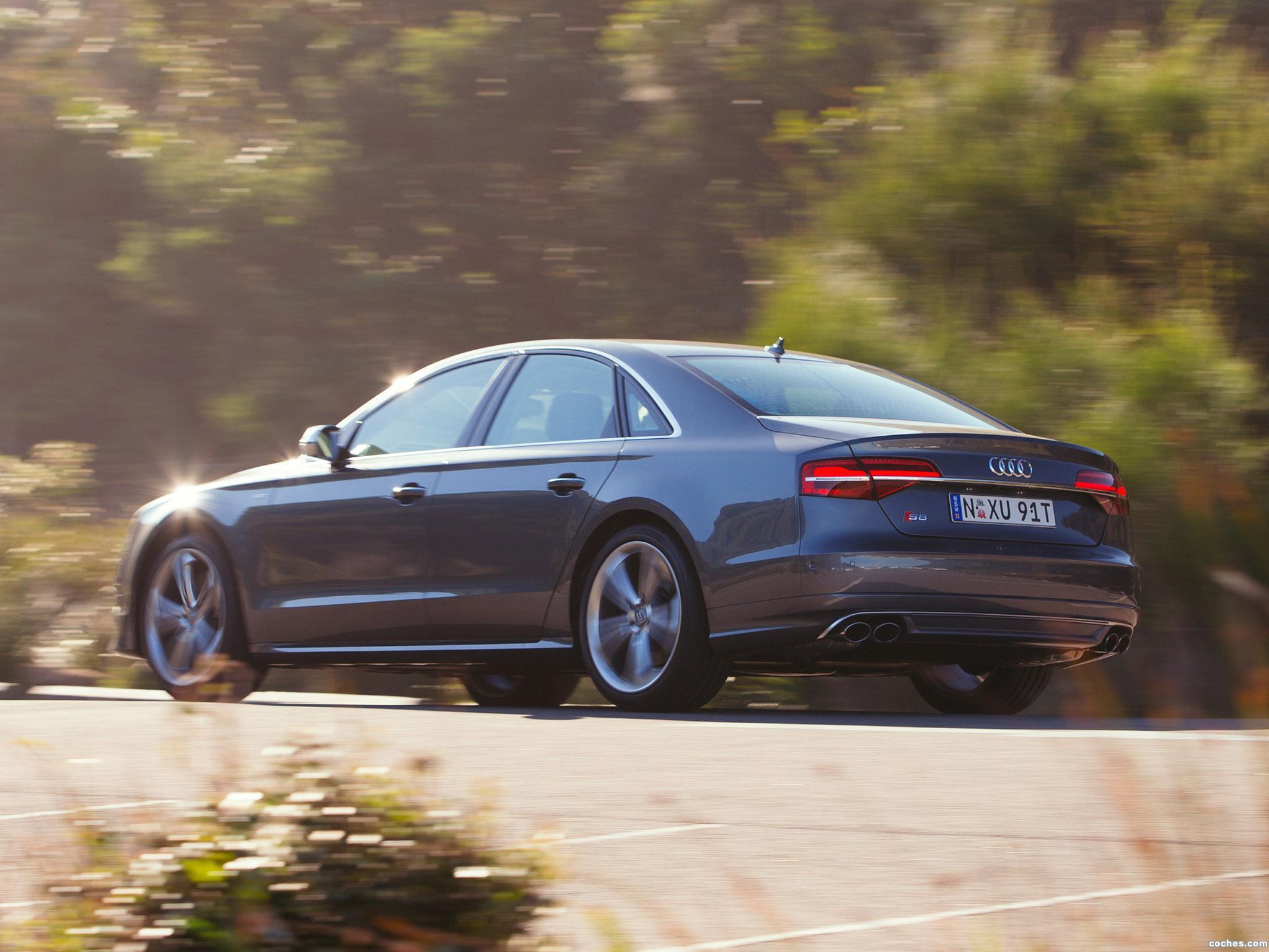 Foto 6 de Audi S8 D4 Australia 2014