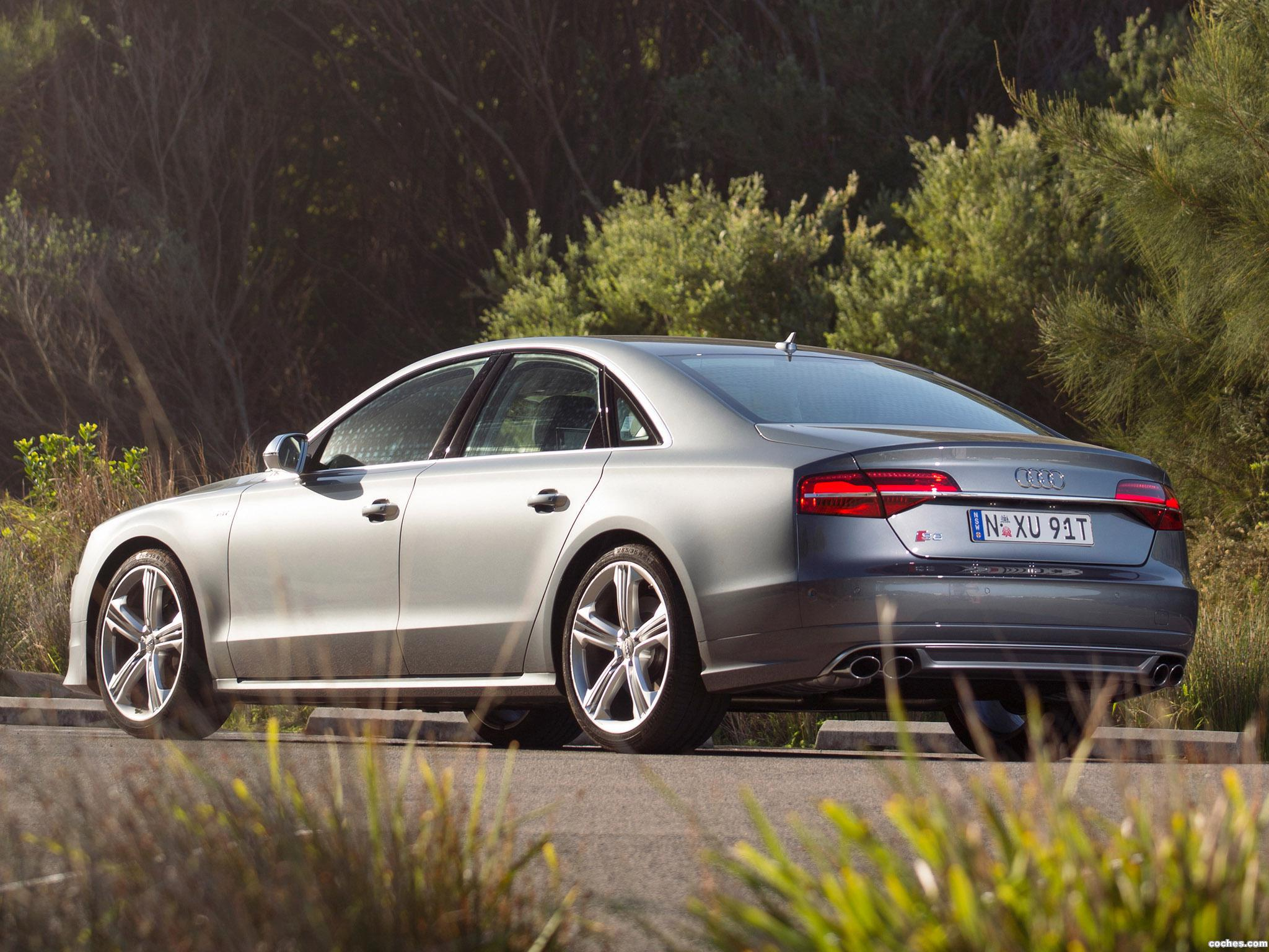 Foto 5 de Audi S8 D4 Australia 2014